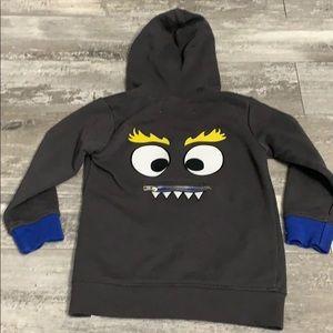 Sovereign Code LA kids sz 3T w/monsterface on back